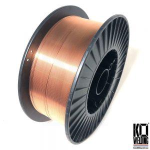 15KG | ER70S-6 Mild Steel MIG Wire | 0.8mm | 0.9mm | 1.2mm