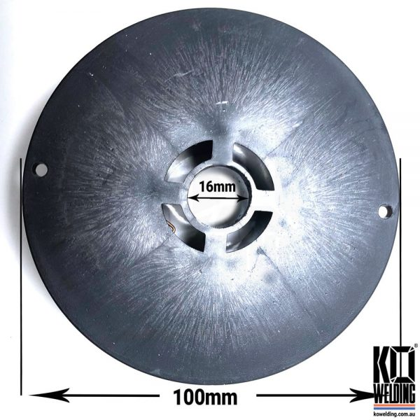 1KG Mig Wire Dimensions