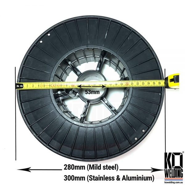 15KG Mig Wire Dimensions
