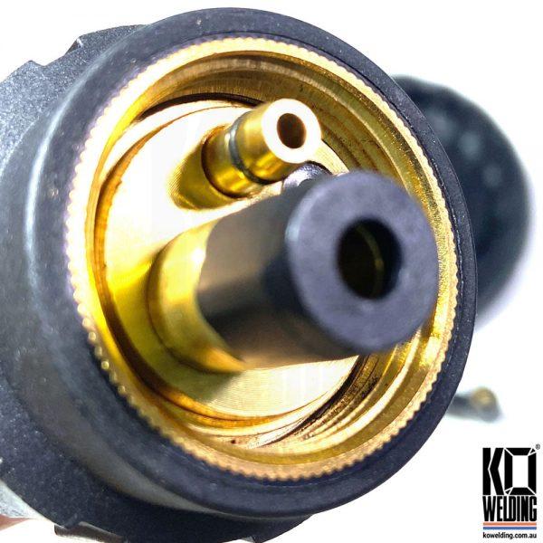UNIMIG Razor Euro connector Tig Welding Torch