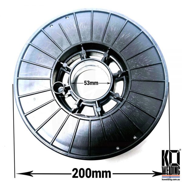 5KG Mig Wire Dimensions