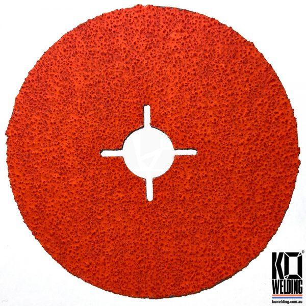 P36 Ceramic Fibre Disc 125mm
