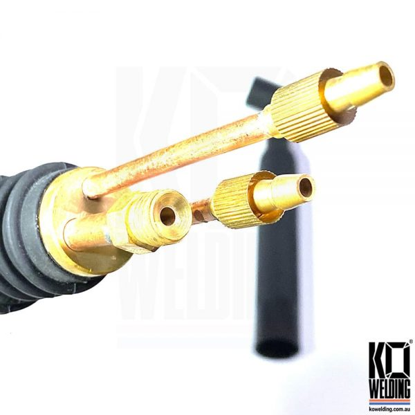 WP-12 TIG TORCH HEAD - WATER COOLED