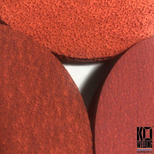 Ceramic Fibre Disc 125mm