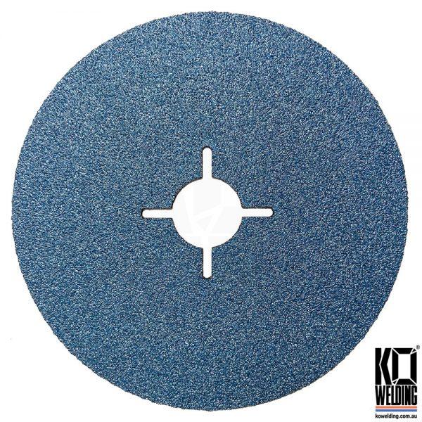 P80 Zirconia Fibre Disc 125mm