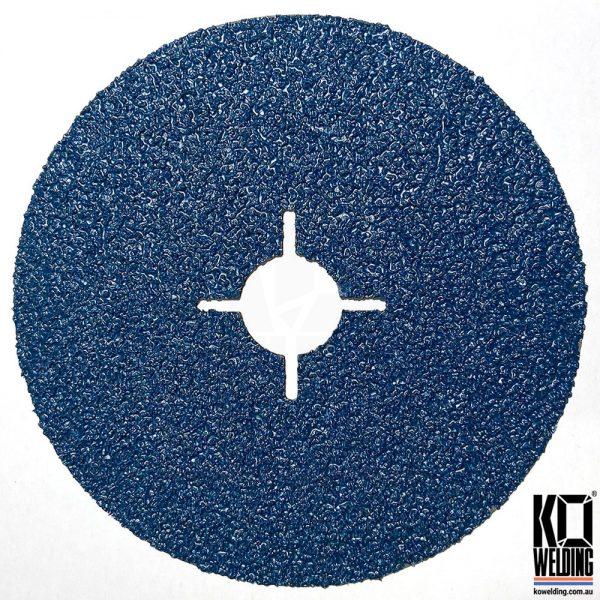 P36 Zirconia Fibre Disc 125mm