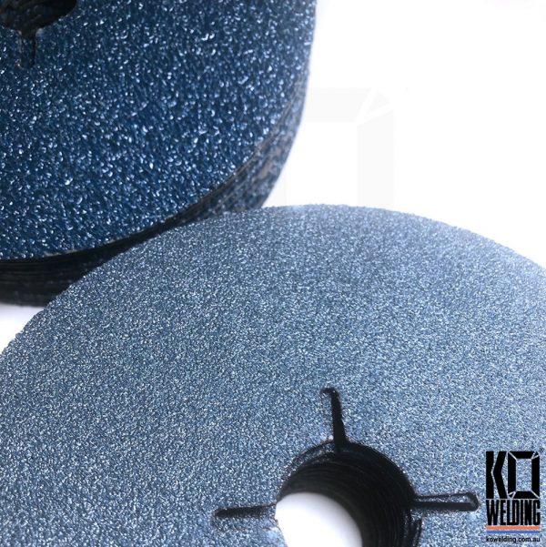 Zirconia Fibre Disc 125mm