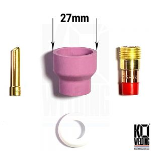 WP26 PUDGY #12 CUP KIT for TIG WELDING