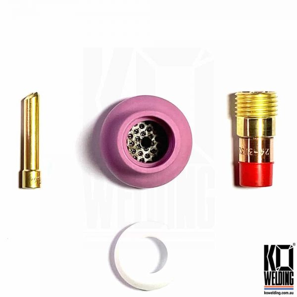 WP26 THICC #16 CUP KIT for TIG WELDING