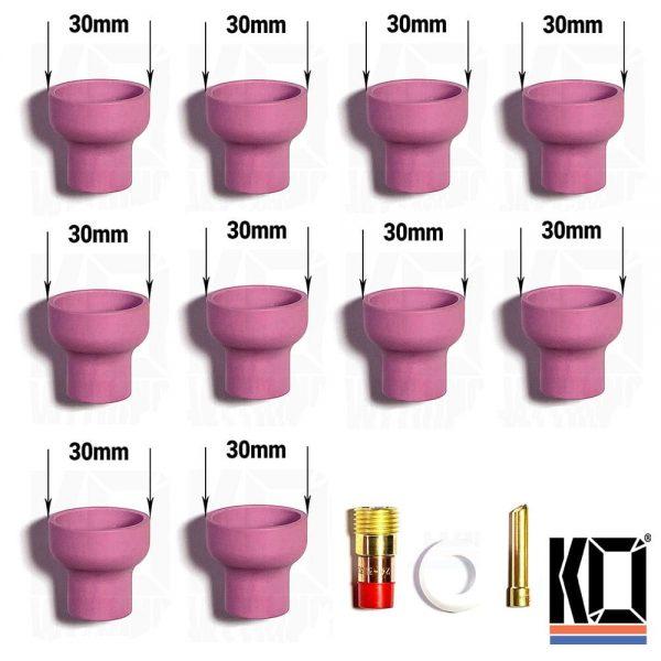 #16 Tig Cup Kit
