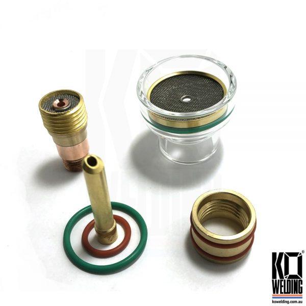 Pyrex TIG Kit Ko Welding