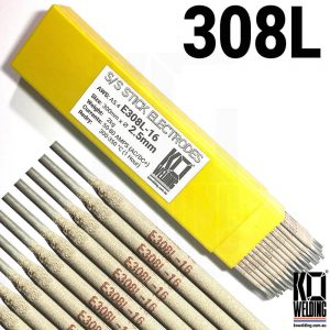 2.5mm/3.2mm | E308L-16 Stainless Steel Stick Electrodes | 2KG
