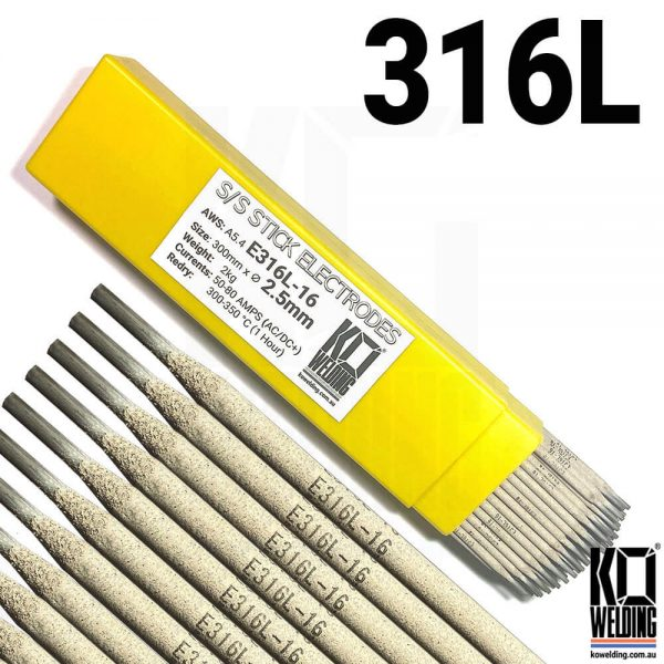 316L Stainless Steel Stick Rods