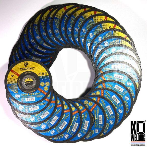 Pegatec 125mm Grider Cutting Disc