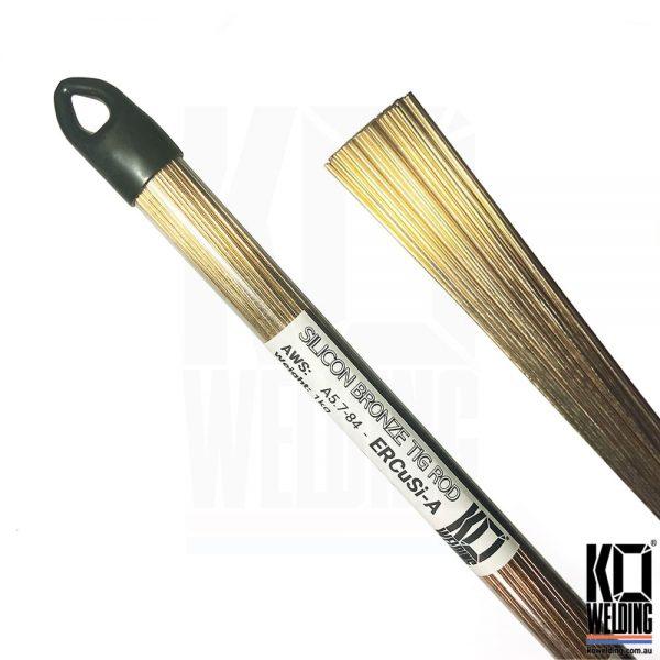 Silcon Bronze ERCuSi-A TIG welding filler rod
