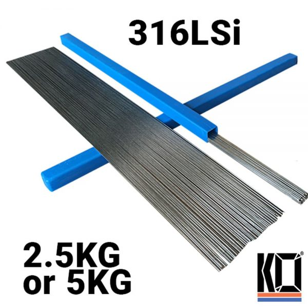 316Lsi 1m Stainless TIG Rod
