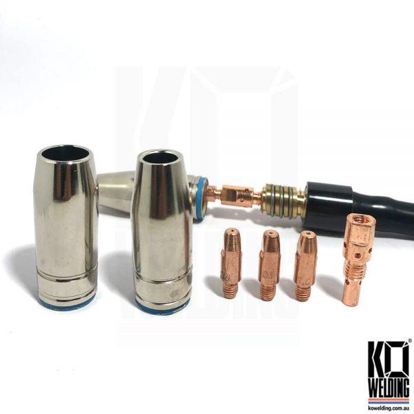25 AK Mig Gun consumables