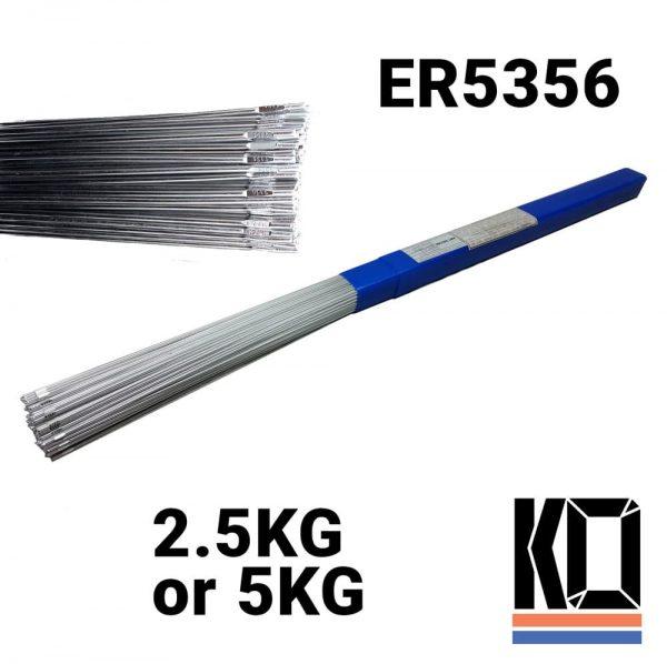 5356 1m Aluminium TIG Rod
