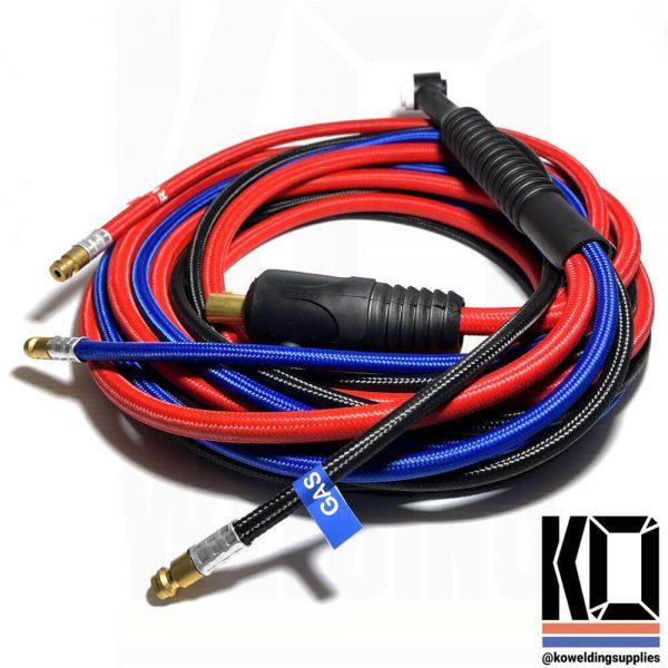 CK20 Super Flex Tig Torch