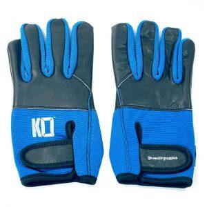 KO Leather & Forway Lightweight TIG Welding Gloves w/ Strap | Sizes S M L XL 2XL