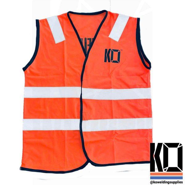 KO Safety Vest with Refletive Tape