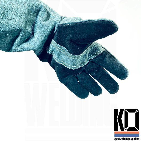 Split cow hide Mig gloves