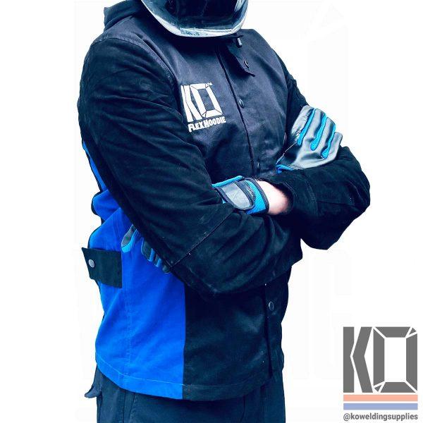 Flexihoodie Lightweight Welding jacket