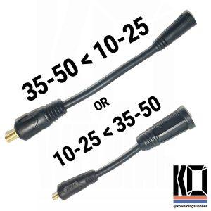 Dinse Plug Converters | 2 Types