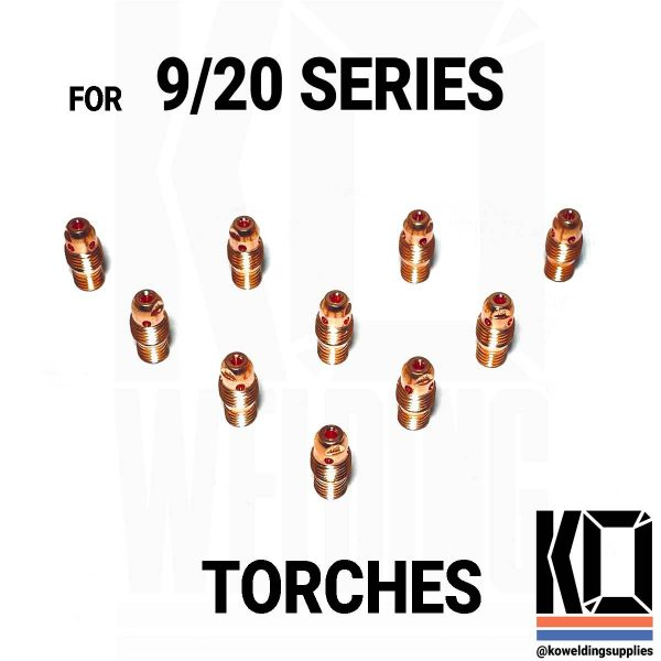 9 Series Torch collet body pack